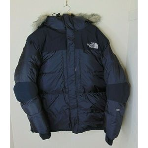 North Face XXL Summit Series Parka Jacket Gray